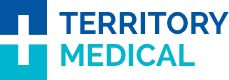 Blue Logo for Territory Medical Group of Darwin city, Northern Territory