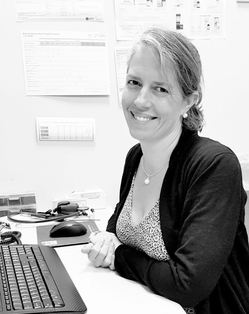 Dr Sara Martin, General Practitioner at Territory Medical Group, Doctors in Darwin