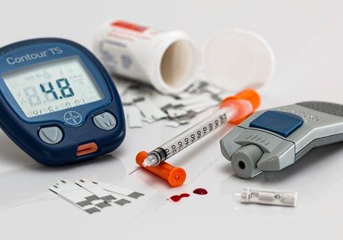 Risk Calculator Machine used by Diabetes Educator at Territory Medical Group, Doctors in Darwin