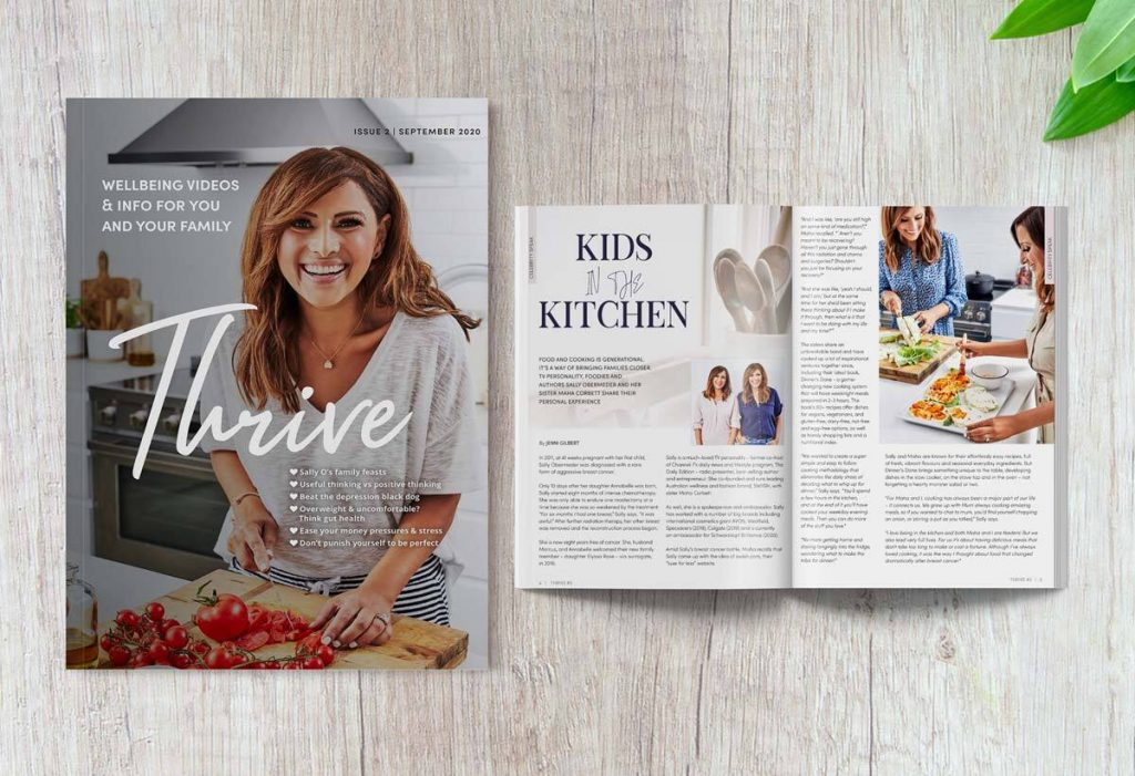 Health and Wellbeing Information in Thrive Magazine, Doctors in Darwin