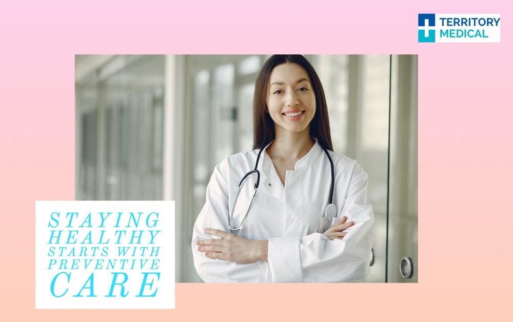 5 Essential Preventive Healthcare for Women, Women's Health Darwin