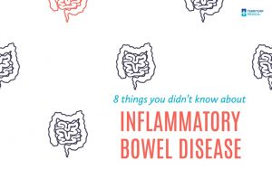 8 things you didn't know about inflammatory bowel disease, territory medical group